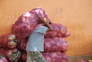 trabajador agrícola