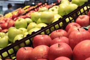 manzana mercado nacional